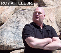 Roy A. Teel jr. Author