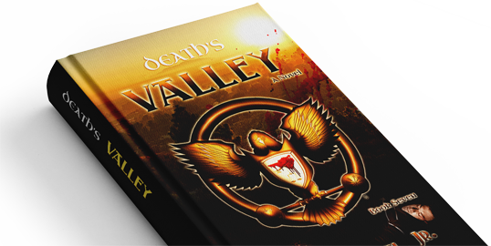 Death's Valley book