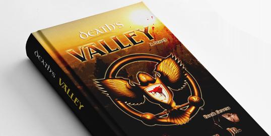 Death's Valley book