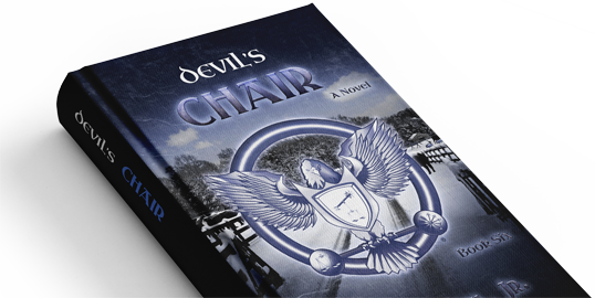 Devil's Chair book