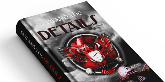 Evil and The Details book