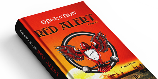 Operation Red Alert book