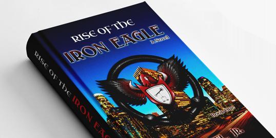 Rise of The Iron Eagle book