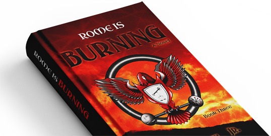 Rome is Burning book