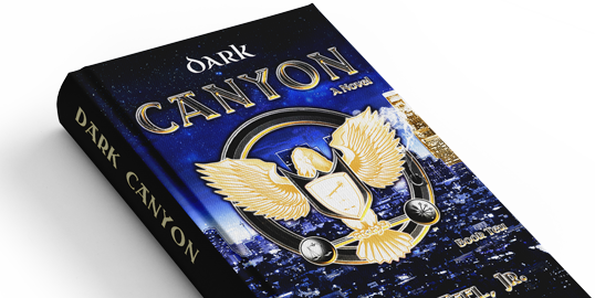 Dark Canyon book