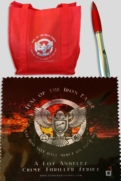 Limited Edition Iron Eagle® Accessory Set