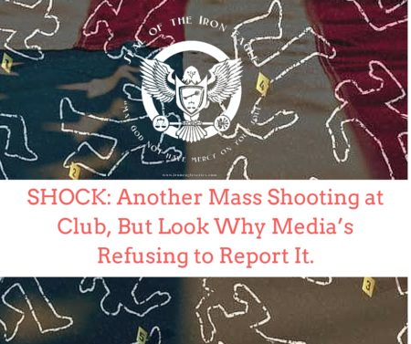 ‪SHOCK: Another ‪Mass ‪Shooting at ‪Club, But Look Why Media's ‪‎Refusing to ‪‎Report It.