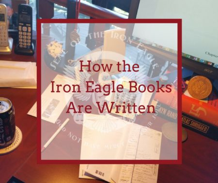 """One question that I get asked more than any other is, """"What is your process when writing a novel?"""" My answer might surprise you."""