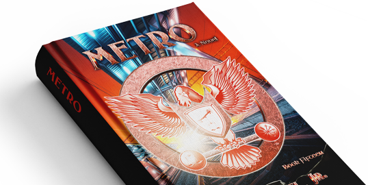 The Iron Eagle Series - Metro