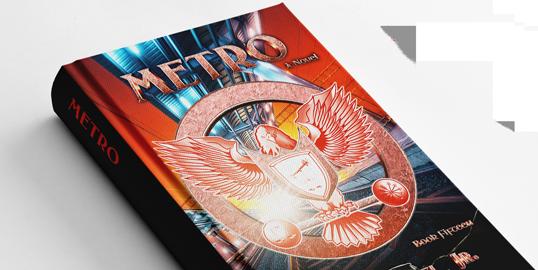 The Iron Eagle Series - Metro