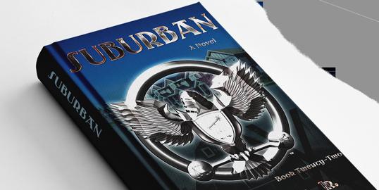 Suburban by Roy A. Teel Jr.
