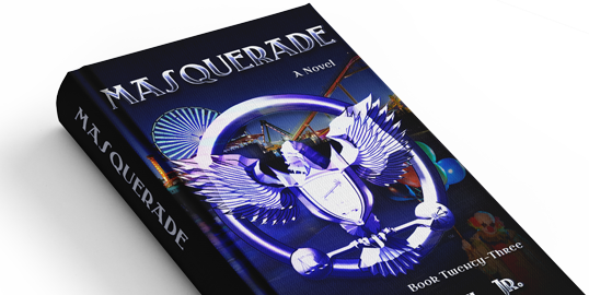 Masquerade by Roy A. Teel Jr.