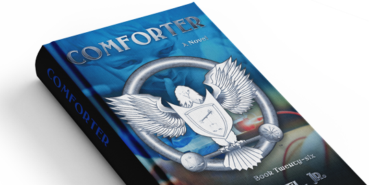 Comforter by Roy A. Teel Jr.