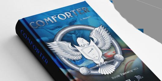 Comforter by Roy A. Teel Jr.