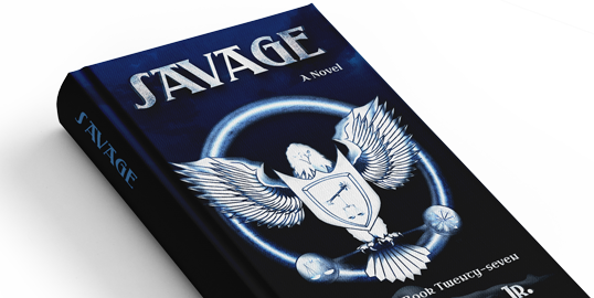 Savage by Roy A. Teel Jr.
