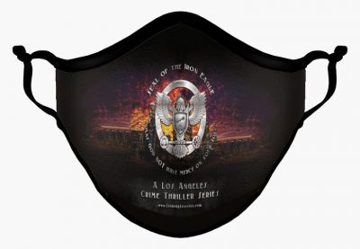 Official Iron Eagle COVID-19 Facemask